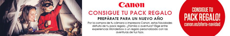 """Canon """"PREPÁRATE PARA UN NUEVO AÑO"""""""