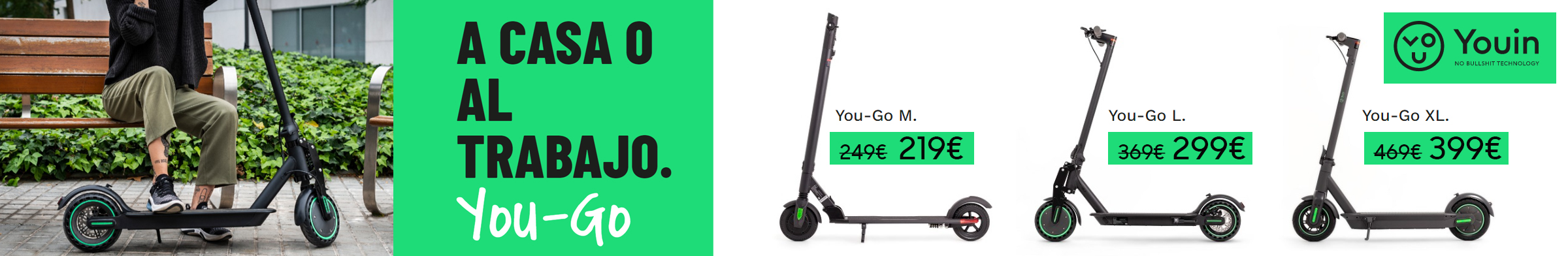 Scooters YOUIN